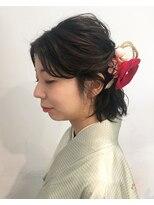 ネロリ バイ シーン(neroli by scene.)neroli 【ネロリ】【池袋 西口徒歩3分】 卒業式セットメイク