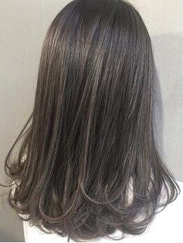スウィング 万々店(Art Hair Swing)の写真/厳選されたトリートメントで集中ケア☆思わず触れたくなる理想のうるツヤ髪に導きます♪