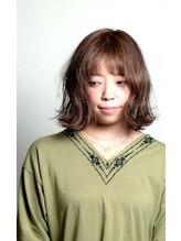 オカズ(Hair room Okazu)☆大人カワイイ抜け感ウェーブ☆