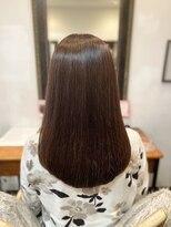 ミーノ(mieno)【髪質改善】うるツヤまとまる美髪ボブ【自由が丘/目黒区】