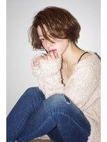 ヘアリゾート リアン(hair resort Lien)ノーバングショート ☆Lien☆ 倉田