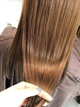 ワンバイワン(One×One)の写真/【ダメージレスで理想の髪色】ハイトーンにしたいけどダメージが心配なあなたに。お洒落×美髪が同時に叶う