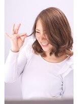 ヘアーメイクリベルテ(Hair Make Liberte)エアリーカール艶ぐら