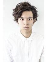 [Kiitos/吉祥寺]かきあげた前髪☆ラフウェーブ