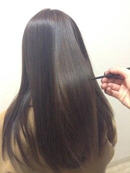 ルシードスタイルレアール LUCIDO STYLE LeRの写真/髪質改善!あなたの髪質に合ったオーダーメイドケア!他にはない極上のうる艶トリートメント!