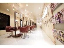 ティーケーフォーヘアサロン(T.K for hair salon)の雰囲気(ゆったりとしたアットホームな空間です。)