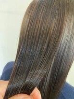 ラヴィールアーム(Ravir ame)カラー+髪質改善