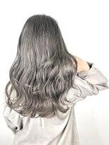 ソース ヘア アトリエ(Source hair atelier)スノーグレージュ