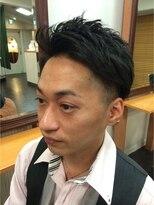 ヘア イコール(hair equal)爽やか営業マンヘアー