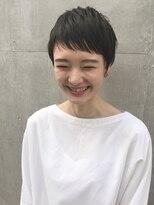 ウル(HOULe)大人女性の【ベリーショート】HOULe 前田賢太