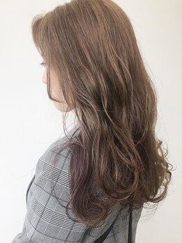 フィール ライジング 磐田(feel Rising)の写真/「ダメージが気になる」「こんな色にしたい」もスタッフに相談して!自分の髪を好きになる色が見つかる♪