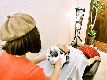 ニーチェ(Ni-Che)の写真/お手頃価格で体感できる究極のヘッドスパで癒されながら頭皮ケアしませんか?♪