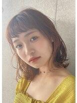 リッカ レンネ たまプラーザ(Lycka Lenne)【matsu】ゆるふわカールが可愛いカールボブ