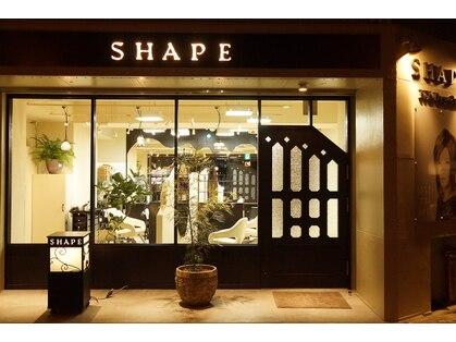 シェイプ(SHAPE)の写真