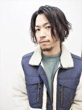 コニ(Coni)♪Coni♪メンズナチュラルパーマ/くせ毛風/ニュアンスパーマ