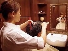 ヒロギンザ 五反田店(HIRO GINZA)の雰囲気(カウンセリングを大事にお客様の理想のヘアスタイルに<理容室>)