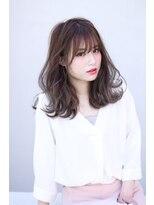 イロドリ ヘアーデザイン(IRODORI hair design)IRODORI 大人かわいい☆伸ばしかけミディアム2 [西尾一寛]
