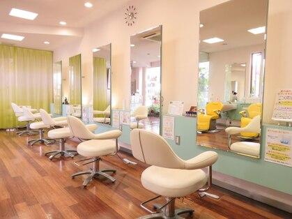 hair PACIANT豪徳寺店