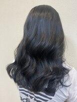 ヘアメイク スコア(Hair Make S CORE)ブルーアッシュ