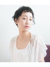 アン ヘア デザイン(un hair design)【 un 】ベリーショート×ウェット×デザイン