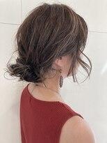 スパーク ヘアアンドフェイス(Spark HAIR&FACE)肌映えベージュ×ハイライト アレンジ2 Spark [柳澤 陽光]