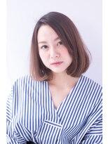 shiomi H エフォートレスボブ【マーメイドアッシュ】