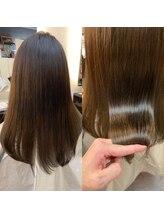 資生堂サロンソリューション 最高級の酸熱トリートメント 手触りが髪質 全て変わります!
