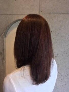 美容室 ル クラージュカラー+TOKIOトリートメント