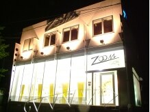 ズームアン(ZOOM un)の雰囲気(閑静な住宅街で一際目を引くオシャレな建物が目印☆)