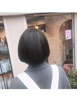 ヘアーデザイン リント(hair design Rinto)ボブ