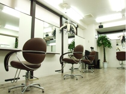 カウンセリング サロン ヘアー バグス(counseling salon Hair BAGUS)の写真