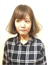 ミズマ(MIZUMA)◆可愛さはずむ愛されアッシュボブ◆