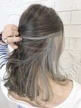 アルカンジュ 川口駅東口(archange by anyhow)春Style♪髪が傷むなんて言わせない♪ブリーチ×パールホワイト