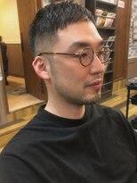 (fushimiお客様スタイル)さらに前髪を短くしてみた。