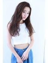 ラベリー(LOVELEY)A/W 外国人風ルーズウェーブ☆381