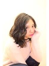 ビビットブラン (vivid Blanc)ふんわりミディアム☆