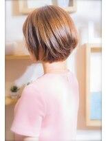 グラスヘア(Grous hair)【Grous Hair 錦糸町】☆Premium美フォルムショート♪ 2