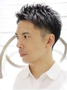 ヘアーアンドグルーミング ヨシザワインク(HAIR&GROOMING YOSHIZAWA Inc.)の写真/気取ってないのにかっこいい!絶妙なフォルムに仕上げてくれる技術力の高さに男性ファン多数★【理容室】