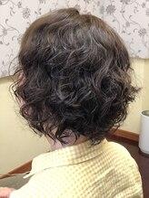 サクラヘアー 網干店(SAKURA Hair)ふわくしゅパーマ
