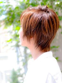 ル ジャルダン ヘアー プロデュース(Le.jardin hair produce)の写真/【なりたい髪色諦めていませんか?】あなたの理想を一緒に追求するLe.jardinのテクニックで希望のStyleに♪