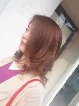 ヘアーサロン ライラ(hair salon Laila)ローブリナチュラルバレイヤージュ