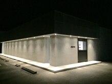 アルケティップ(ARCHETYPE)の雰囲気(コンクリートの外壁)