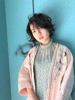 ヘアーアンドメイク ツィギー(Hair Make Twiggy)【twiggy篠崎】 ☆パープルガーネットショート☆