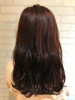 ヘアーアンドメイククリアー(Hair&Make CLEAR)つやつやピンクブラウン