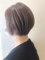 エゴヘアコレクション(EGO HAIR COLLECTION))透け感ショートボブ