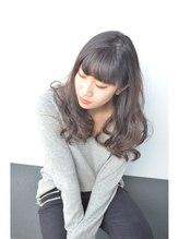 ヘアサロンエム 渋谷店(HAIR SALON M)【オフィスでも◎】AshBlack