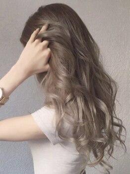 スウィング 万々店(Art Hair Swing)の写真/【定期的に通ってさらにお得★】おしゃれを楽しむには髪のメンテナンスも大切♪プチプラ価格で通いやすい◎
