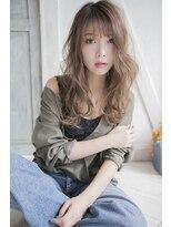 シャインヘアフラッペ 新百合ヶ丘2号店(Shine hair frappe)【新百合】丸みショート無造作カールボブディイルミナカラー 37