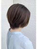 リル ヘアーアンドスマイル(LiL HAIR&SMILE)2020 SS LiL hair  by村上48