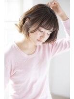 ガーランド (Garland)[Garland/表参道]☆ふわっっとニュアンスボブ☆02